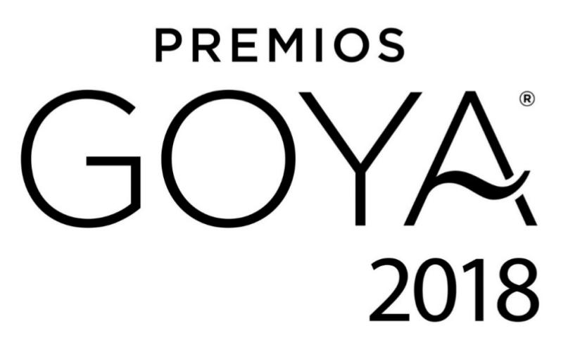 Bases de los Premios Goya 2018